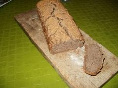 pain, sans gluten, farine riz, farine de sarrasin