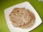 chapati, sans gluten, farine de riz, farine de châtaigne, farine de blé noir