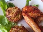 galette,légumes,courgette,carotte,pomme de terre,curry,thym,moule à muffins