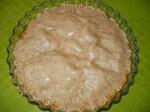 tarte tatin aux endives,pâte sans gluten, farine de riz, farine de sarrasin, farine de châtaigne, chèvre, produits bios